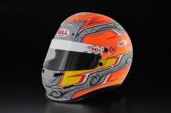 2011 bell kc3 trival orange