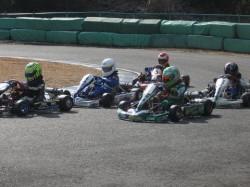 スバルカデット予選スタートローリング