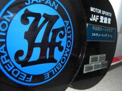 CORSA RACING TEAM JAF チーム章