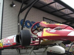 CORSA KARTING KRAFT 展示レーシングカート