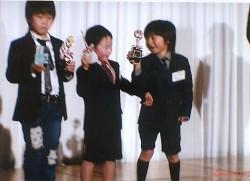 08生駒シリーズGT-1クラス表彰者のみんな