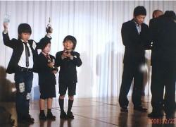08生駒シリーズGT-1クラス表彰者のみんな2