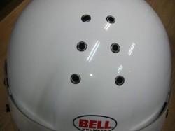 BELL R3-K ダクト上部