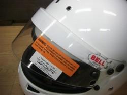 BELL R3-K シールド開放