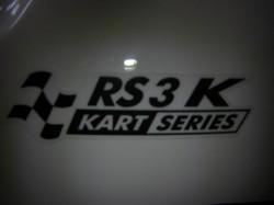 BELL R3-K サイドネーム