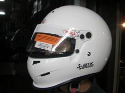 BELL R3-K 装着