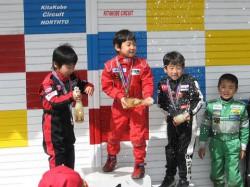 北神戸GT-1クラス表彰式