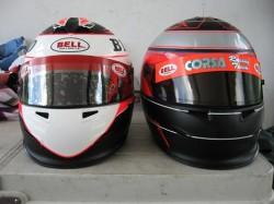 MITUKI&HAMA BELLヘルメット