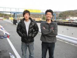 猪名川組HAMA&MASAO
