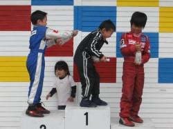 GT-1クラス表彰式