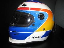 カラーリングヘルメット1