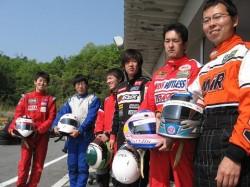 チーム参加ドライバー