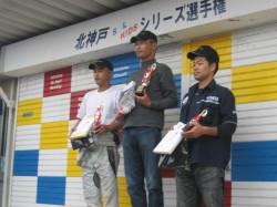 MAXクラス表彰式3位入賞HAMAちゃん