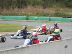 BSシリーズ スーパーカデット予選ローリング
