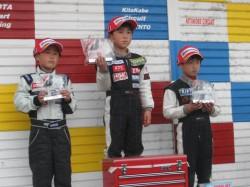BSシリーズ スーパーキッズクラス表彰式