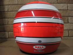 RS3 PRO Storm red 後頭部